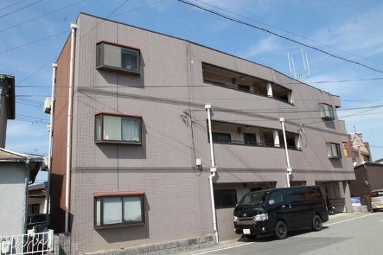 ベルシャンテ加茂[2階]の外観