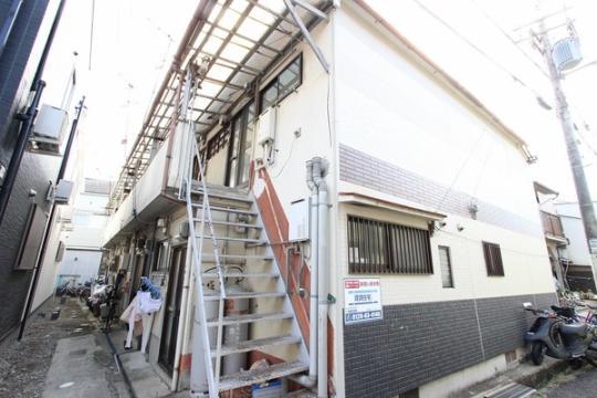 加茂ハイツ[2階]