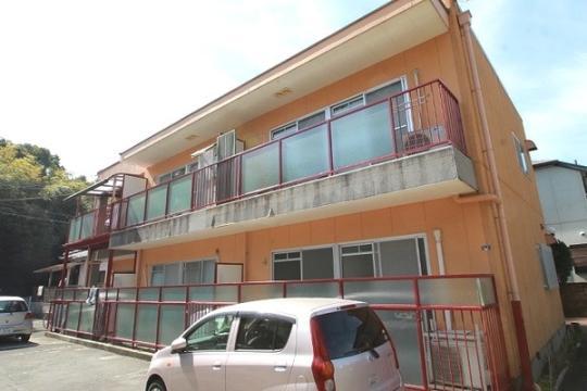 阪上コーポ[1階]