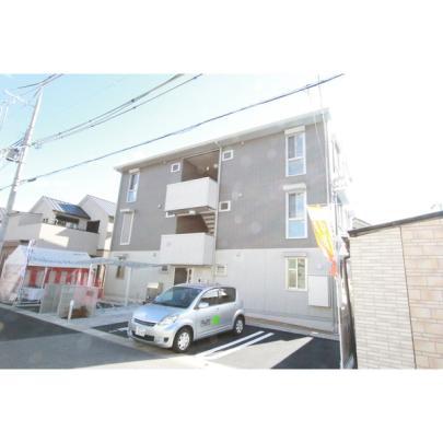 兵庫県伊丹市鴻池5丁目の賃貸アパート