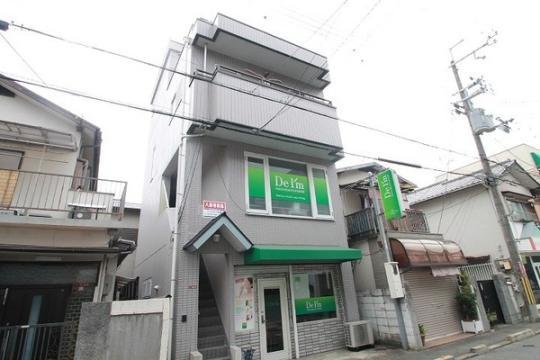 増田ビル[3階]の外観