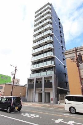PARK HILLS池田Lien[9階]の外観