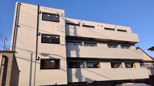 プルーマ東小金井 3階の賃貸【東京都 / 小金井市】