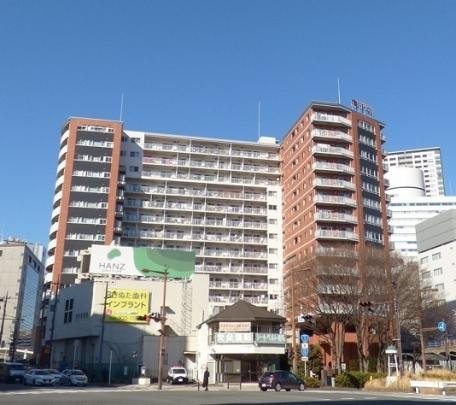 横浜駅より平坦7分!