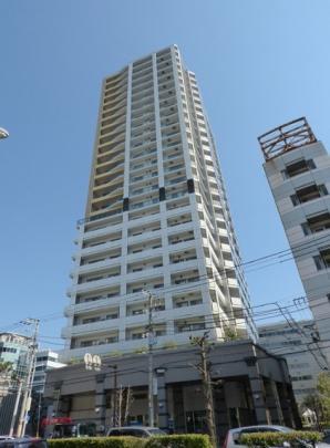 横浜西口の分譲タワー