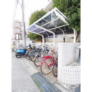 ジョイフル照ヶ丘 物件写真4 駐輪場