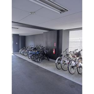 プロシード瑞穂 物件写真5 駐輪場