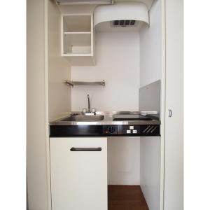 ハイツ上社 部屋写真2 キッチン