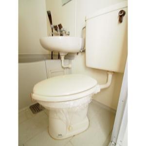ハイツ上社 部屋写真4 洗面所