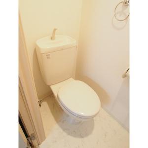 シャムロック桜 部屋写真4 トイレ