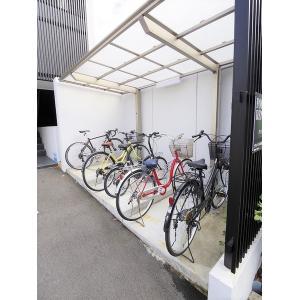 CREA 物件写真5 駐車場