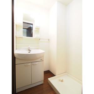 クレセール・タカミ 部屋写真4 洗面所