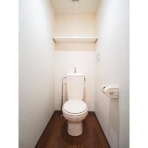 クレセール・タカミ 部屋写真5 トイレ