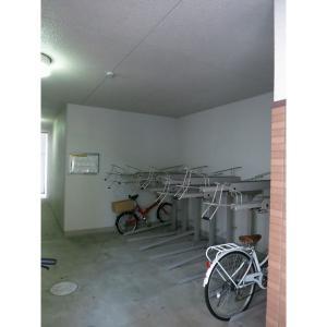 グランツ丸の内 物件写真4 駐輪場