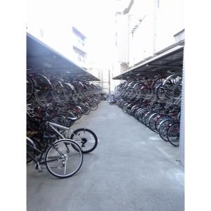 グランシーム金山 物件写真5 駐輪場