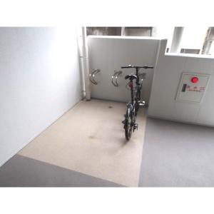 Pace Palazzo 物件写真4 駐輪場