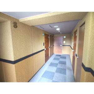 APEX名古屋栄プレミアライフ 物件写真5 内廊下です。