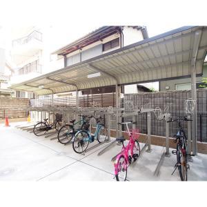 ラフィット新栄 物件写真4 駐輪場