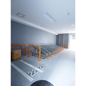 プレサンスロジェ上前津駅前Ⅱ 物件写真4 駐輪場