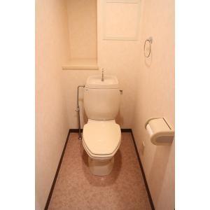 グレース昭和園 部屋写真3 トイレ
