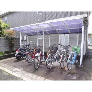 タートルリバー弐番館 物件写真4 駐車場