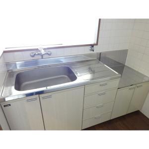【ALL洋室】ヴィラ花田 部屋写真3 キッチン