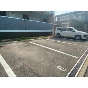 Pisofuente しののめ 物件写真3 駐車場