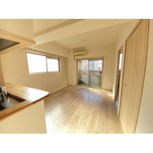 リッツパークス 部屋写真1 居室・リビング