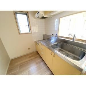 リッツパークス 部屋写真3 トイレ