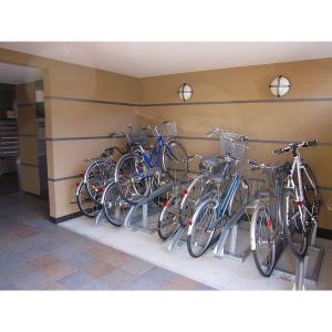 フォーティーン 物件写真4 駐輪スペース確保