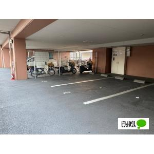 タートル・ネージュ 物件写真4 駐車場