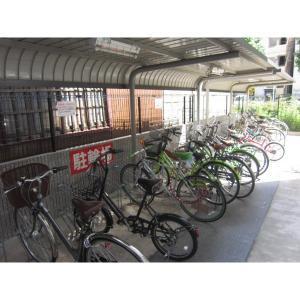 BIG MOG 物件写真5 駐輪場