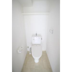 シャトー桃山台 部屋写真6 トイレ