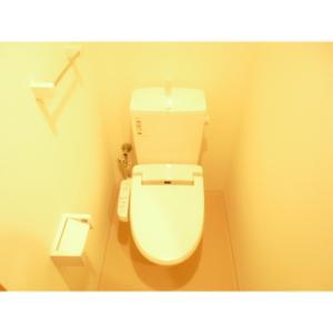 モンシェール桜川 部屋写真4 トイレ