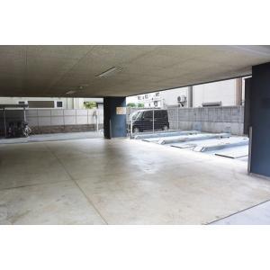 プロシード長居公園通 物件写真3 駐車場