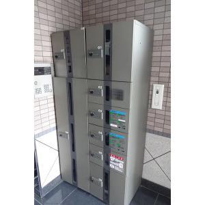 エクセル江坂 物件写真4 宅配BOX