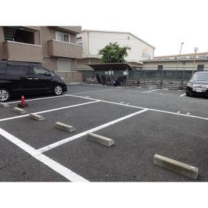 堺市北区金岡町 アパート 物件写真2 駐車場