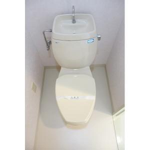 フォレスト千里Ⅱ 部屋写真4 トイレ