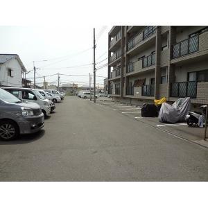 タウンコート26 物件写真5 駐車場