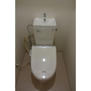 カルム千昇Ⅱ 部屋写真4 トイレ