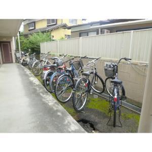 αNEXT若林 物件写真4 駐輪場