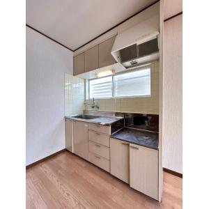 ツインパレスTSUKASA Ⅰ 部屋写真2 キッチン