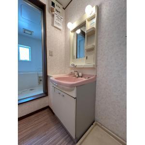 ツインパレスTSUKASA Ⅰ 部屋写真5 洗面所