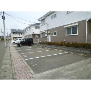 ツインパレスTSUKASAⅡ 物件写真4 駐車場
