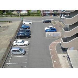 シャルマンコート 物件写真4 駐車場