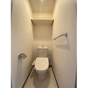 アーバンステージ一番町 部屋写真4 トイレ