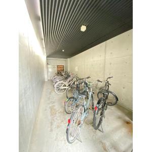 アーバングリッド 物件写真5 駐輪場