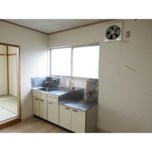 大泉コーポ 部屋写真2 キッチン