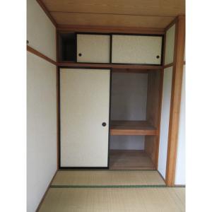 大泉コーポ 部屋写真6 収納