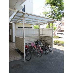 芳栄レジデンス 物件写真4 駐輪場